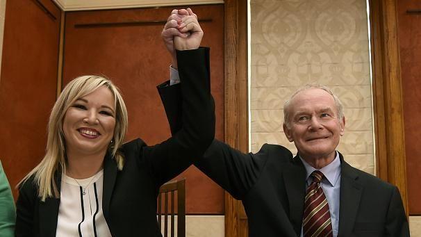 MAYhem – L'avvicinamento ad un'Irlanda riunificata : lo scontro tra Sinn Féin e DUP