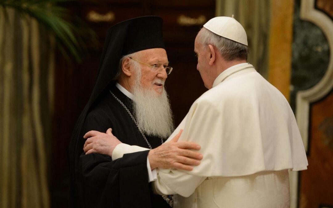 I padri dell'ecumenismo e il poliedro di Francesco