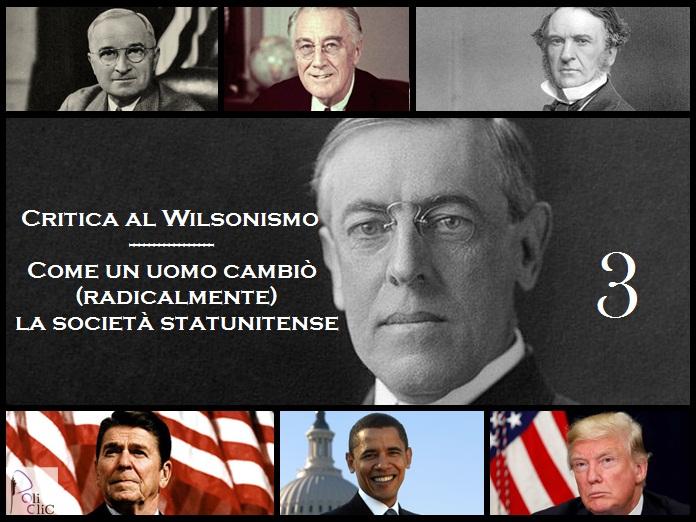 """Critica al Wilsonismo – Gli Stati Uniti """"dopo"""" Wilson : Dalla """"tregua"""" alla Seconda Guerra Mondiale"""