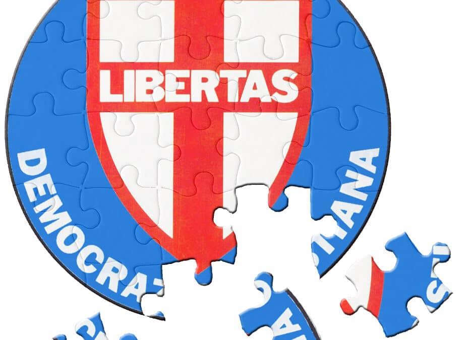 Fede e Politica: la triste eredità elettorale della Democrazia Cristiana