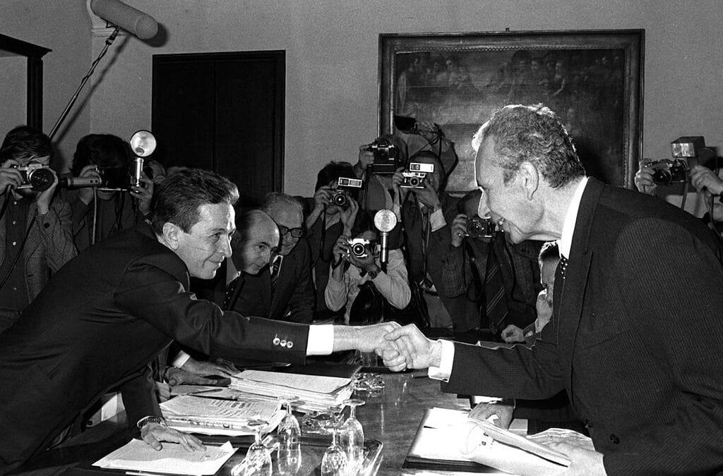 Atto III: la stagione della solidarietà nazionale (1976-79)
