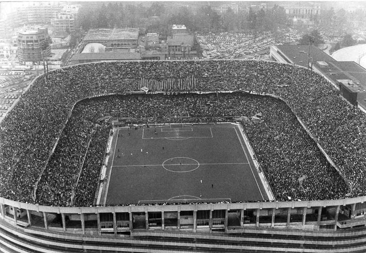 """Il ruolo del """"tempio del calcio"""": intervista con Pierluigi Allotti"""