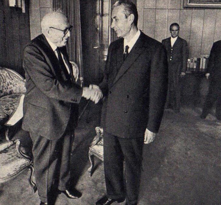 Atto II: il centrosinistra, fra speranze e illusioni (1962-1976)