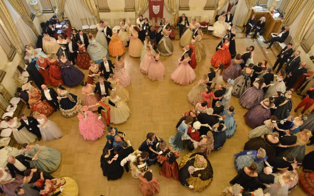 Omaggio a Pëtr Il'ič Čajkovskij per la settima edizione del Gran Ballo Russo di Roma