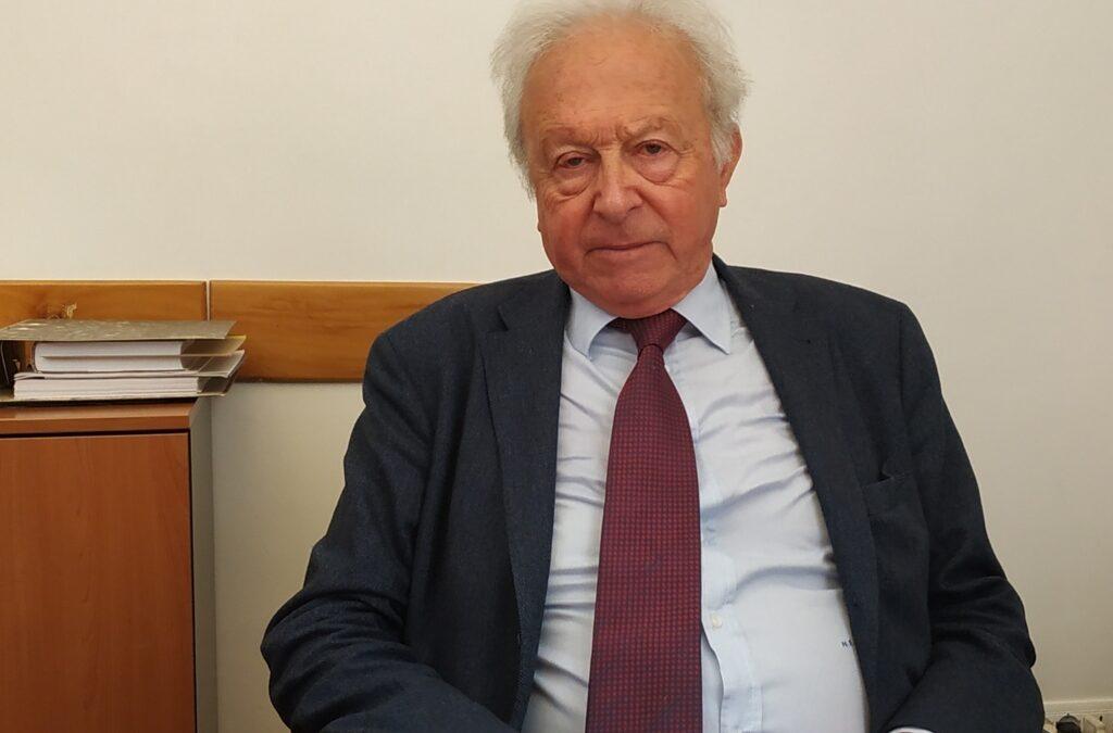 Mariotto Segni: dalla stagione referendaria all'ipotesi presidenziale