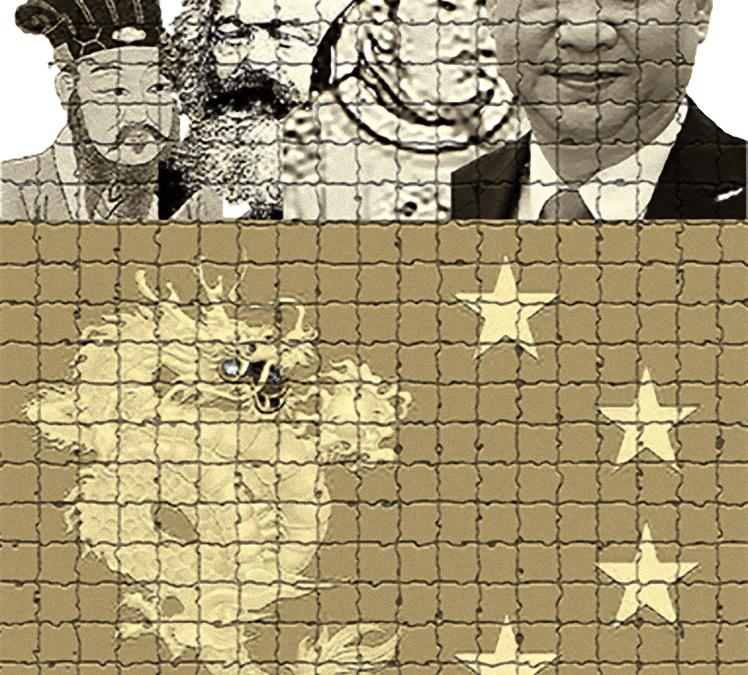Confucio e Marx tra Taizong e Xi