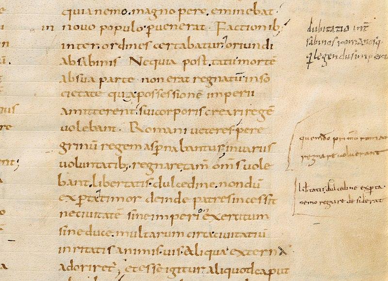 Filologia e fonti in Tito Livio: tra leggenda e storia