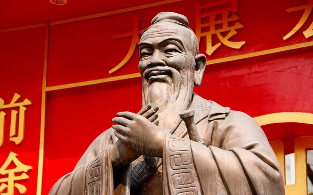 Il coronavirus e il successo del confucianesimo