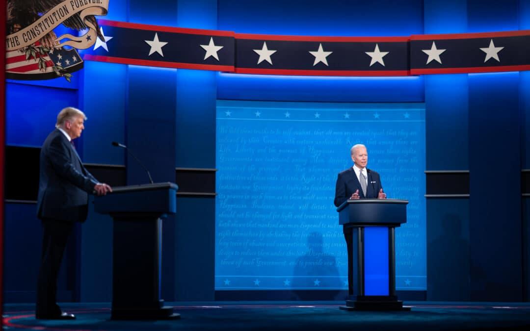 Trump e Biden all'ultimo atto della corsa per la Casa Bianca