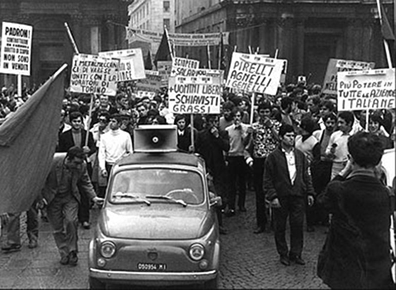 20 maggio 1970: i diritti entrano in fabbrica