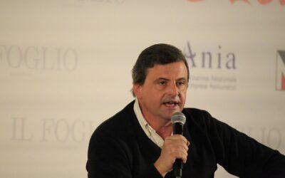 Intervista a Carlo Calenda