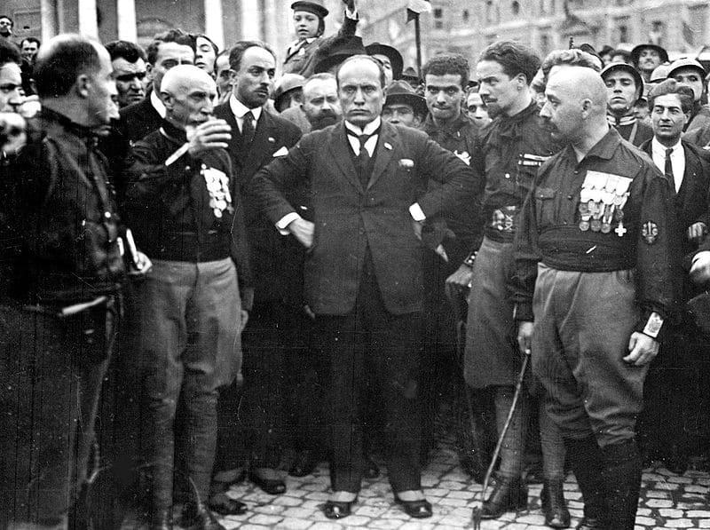"""Come Mussolini è diventato il """"duce"""" del fascismo"""