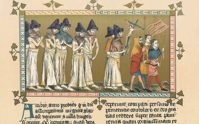 L'estremismo religioso al tempo della peste nera